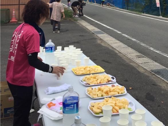 東長野りんご園給水所
