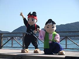 観光寸劇20131005_1