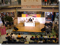 FMラジオの公開生放送